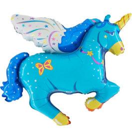 201BGR37 Pegasus blau