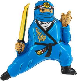 230BGR37 Ninja blau