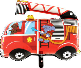 244GR37 Feuerwehrauto mit Elefant
