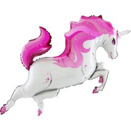 251RGR37 rosa Einhorn Körper