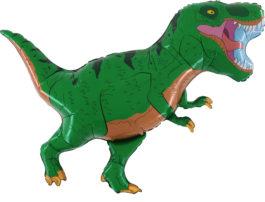 252GRGR37 T-Rex in grün