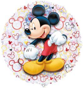 3292402ANS21 Mickey Maus Holo