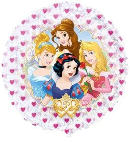 3292802ANS21 Prinzessinnen Holo