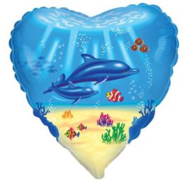 201634FX60 Delphin Familie