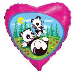 201642FX60 Lustiger Panda