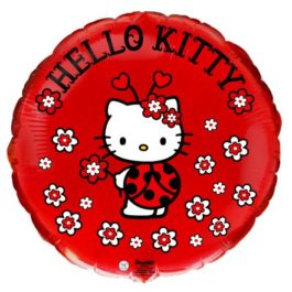 401568FX60 Hello Kitty Marienkäfer