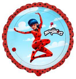 401583FX60 Miraculous – Ladybug Springen