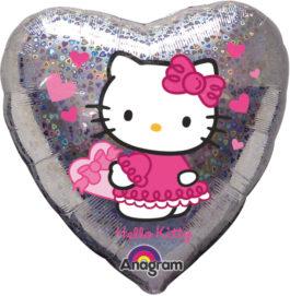 1729202ANS10 Hello Kitty Glitzer