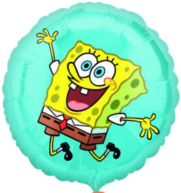 2295102ANS11 SpongeBob Schwammkopf