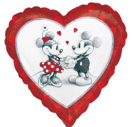 2804002ANS10 Minnie&Mickey Love