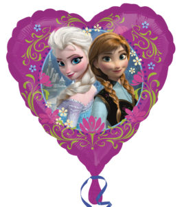 Frozen Anna&Elsa Love