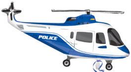 3044102AN22 Polizei Heli