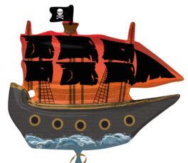 3533502FX23 Piratenschiff