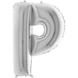 359SGR Buchstaben – P – silber