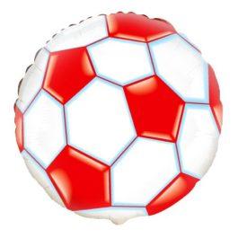 401506RFX60 Fußball rot