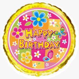 401526FX60 Happy Birthday – Blume