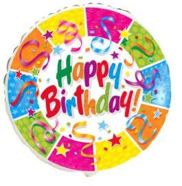 401550FX60 Happy Birthday – Party