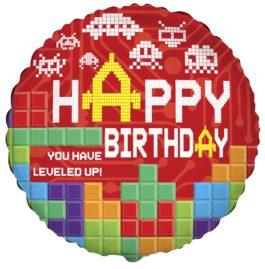 401595FX60 Happy Birthday – Ziegel
