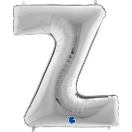 459SGR Buchstaben – Z – silber