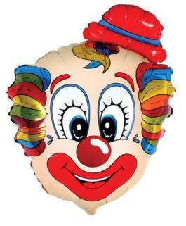Clown Kopf