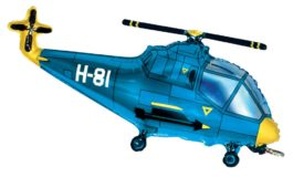 Helicopter – blau