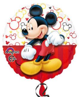 3064502ANS10 Mickey Portrait