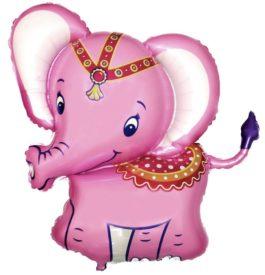 Baby Elefant rosa