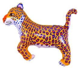 901635BFX38 Leopard blau
