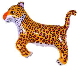 901653BFX38 Leopard schwarz