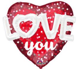 3419001P75AN Love You