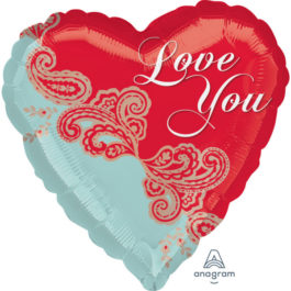3643901S40AN Herz – Paisley Love