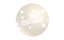 2FTP2153IBN Latexballons – Just Married 2FTP
