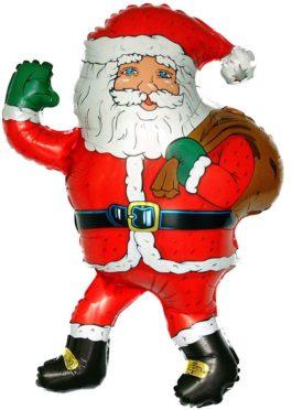 Santa mit Sacks