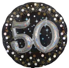 3215301ANP75 Funkelnder Geburtstag 3D – 50