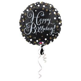 Happy Birthday –   Funkelnder Geburtstag