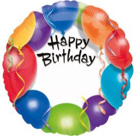 1579101ANS40 Happy Birthday – personalisiert