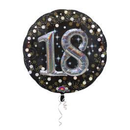 Funkelnder Geburtstag 3D – 18
