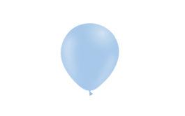12″/45T01 Latexballons matte blau