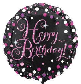 """3378201ANS55 """"Pink Celebration – HBD"""""""