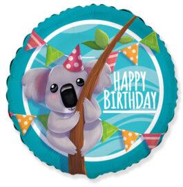 401603FX60 Happy Birthday Koala