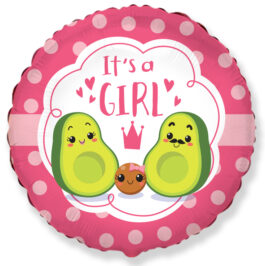 401604FX60 Avocado Girl