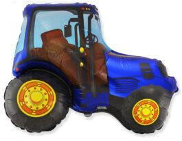 901681BFX39 Traktor blau