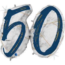 G31005GHB Matte Nummer 50 blau