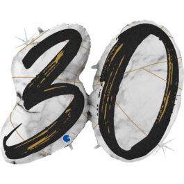 G31010GHK Matte Nummer 30 schwarz