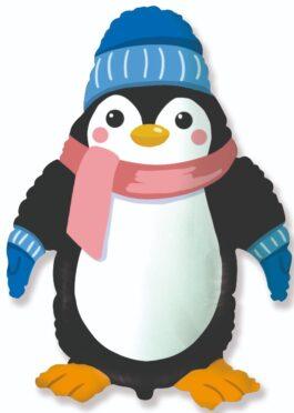 FX39901845 – Pinguin mit Schal